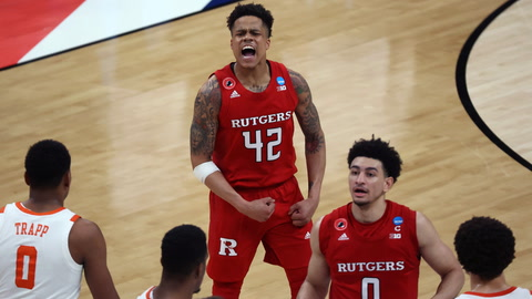 Looking at locals in the NCAA Tournament: UConn is out, Rutgers rolls on