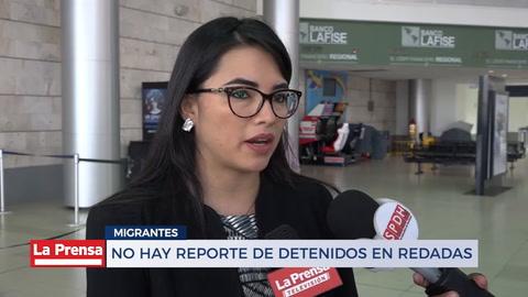 No hay Reporte de detenidos en redadas