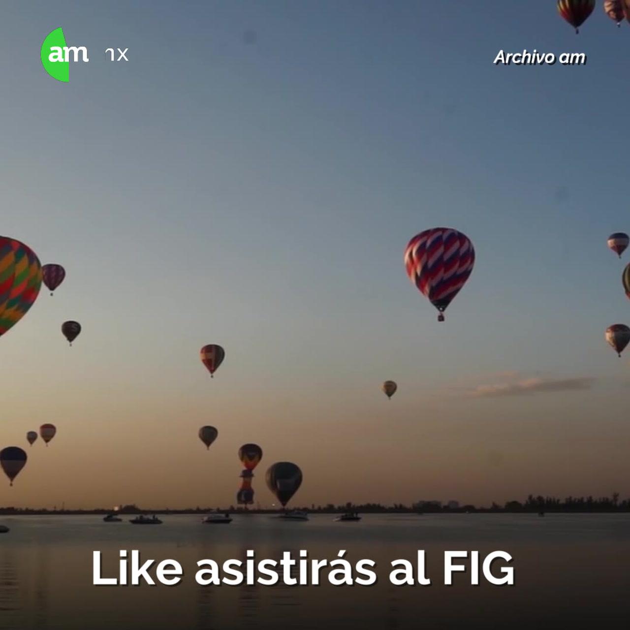 Estas son las novedades para el Festival del Globo