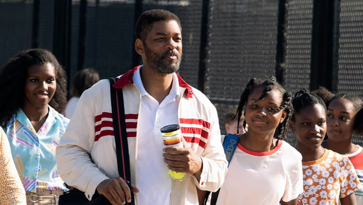 Trailer for King Richard starring Will Smith as Williams sisters' father released