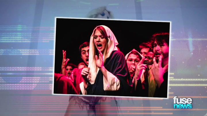 'Fuse News' Hits Auditions For New Britney Spears Musical