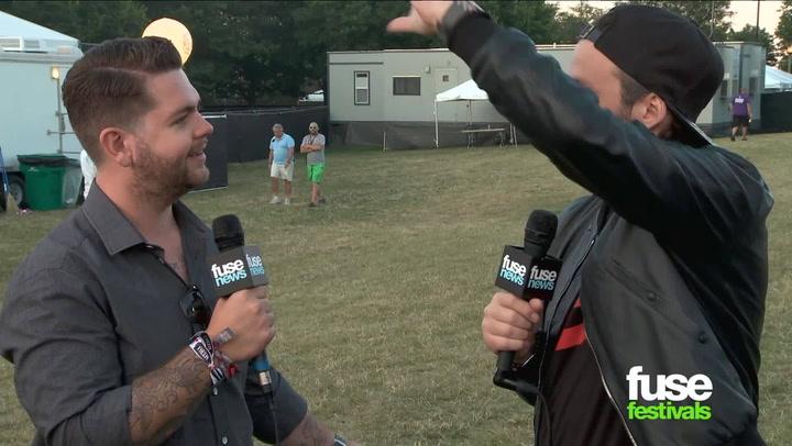 Festivals: Lollapalooza 2013:  Steve Angello on Missing Swedish House Mafia and Label's 10th Anniversary