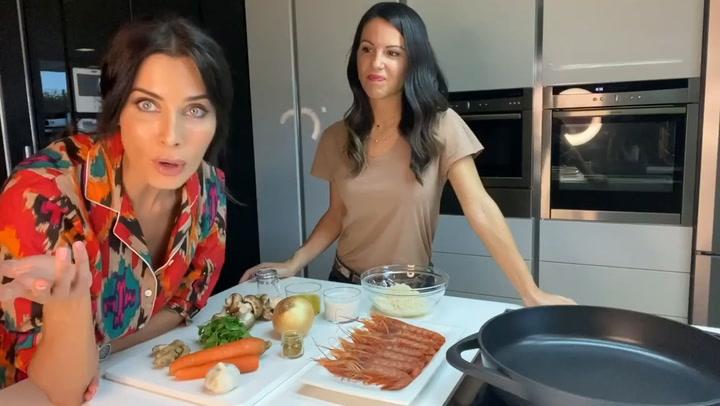 El extraño alimento que consume Pilar Rubio para mantener cuerpazo