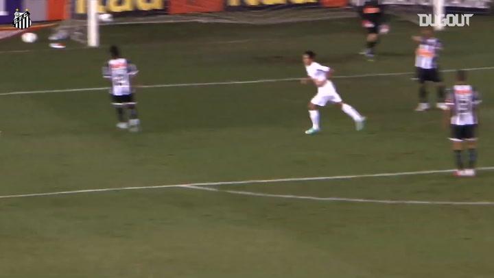Neymar single-handedly downs Atlético-MG