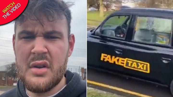 Young Boy Female Fake Taxi Porn