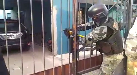 Un video muestra cómo balean a un policía en San Lorenzo