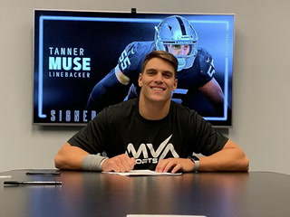 Raiders LB Tanner Muse ready for training camp – Video
