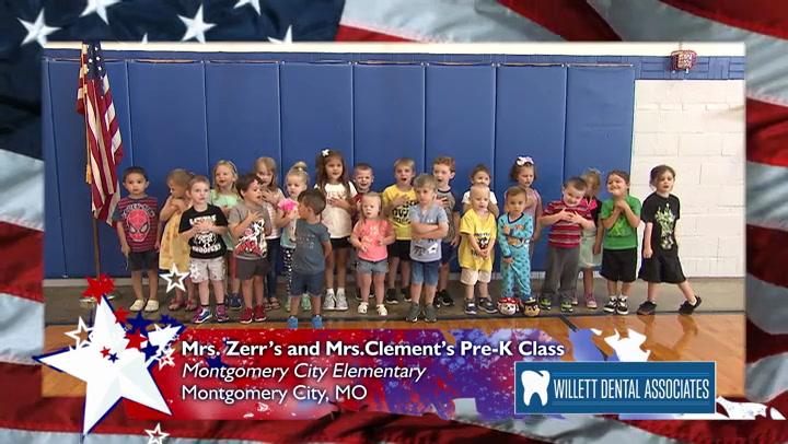 Montgomery Elementary - Mrs. Zerr & Mrs. Clements - Pre-Kindergarten