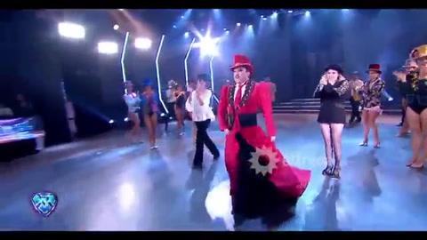 Cómo fue el sentido homenaje a Aníbal Pachano en el Bailando
