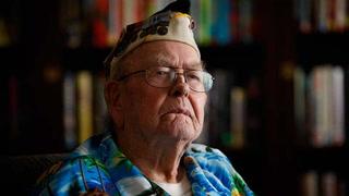 U.S.S. Arizona survivor and Japanese -American remember Pearl Harbor attack