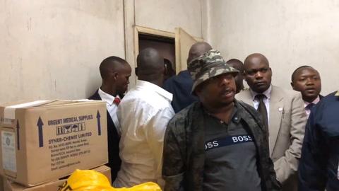 Encuentran 12 cadáveres de bebés en un hospital de Kenia