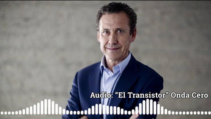 """Jorge Valdano: """"No te puedes presentar en 'El Chiringuito' como si fueras un mesías"""""""