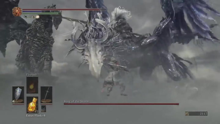 What is The Nameless King?
