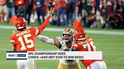 What are the odds: Early Super Bowl LV predictions