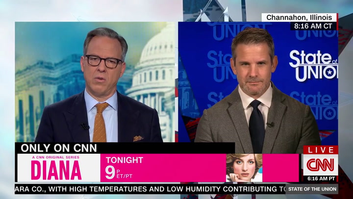 Kinzinger: Trump Was Pushing DOJ to Do 'Horrific Things'