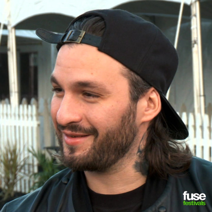 Steve Angello Talks Going All In at Lollapalooza
