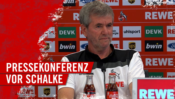 PK vor Schalke