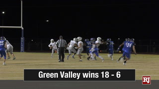 Nevada Preps: Green Valley Makes It To Playoffs