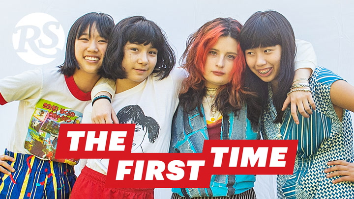 """The Linda Lindas on """"Racist, Sexist Boy"""" and DIY Punk   The First Time"""