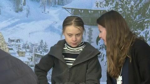 Greta Thunberg dice que reivindicaciones climáticas fueron