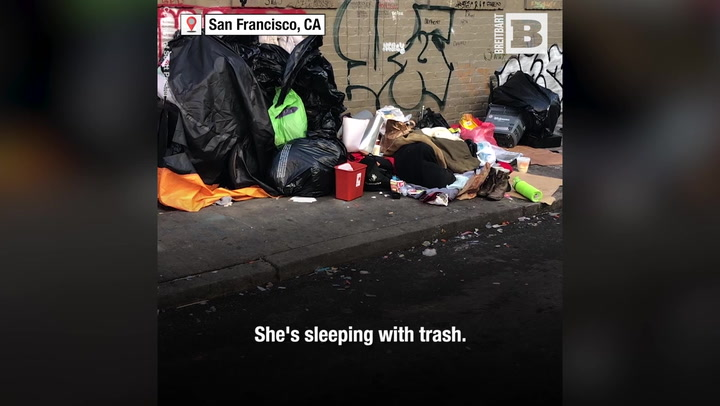 #CleanUp Movement Finds Feces, Trash-Filled Streets in Democrat-Run Cities