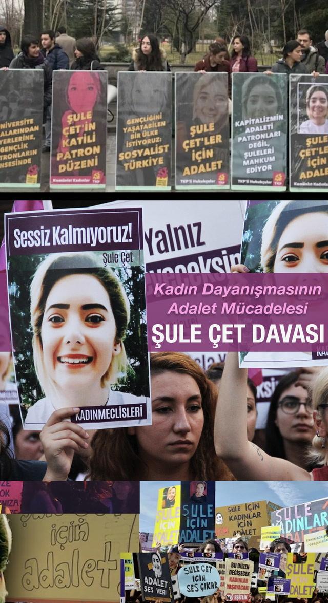 Kadın Dayanışmasının Adalet Mücadelesi: Şule Çet Davası