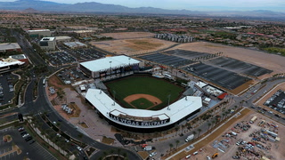 Las Vegas Ballpark ready for opening day