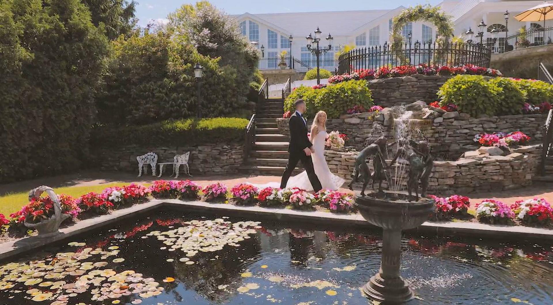 Andrea + Fritz | Florham Park, New Jersey | Park Savoy Estate