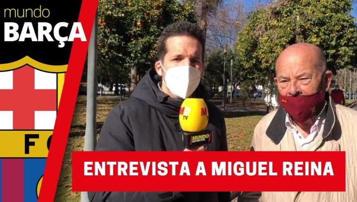 Entrevista a Miguel Reina