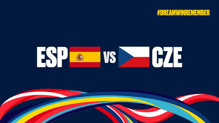 Resumen del España-República Checa