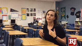 Liberty High School teacher talks about ideal class sizes