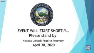 Sisolak unveils plan to reopen Nevada