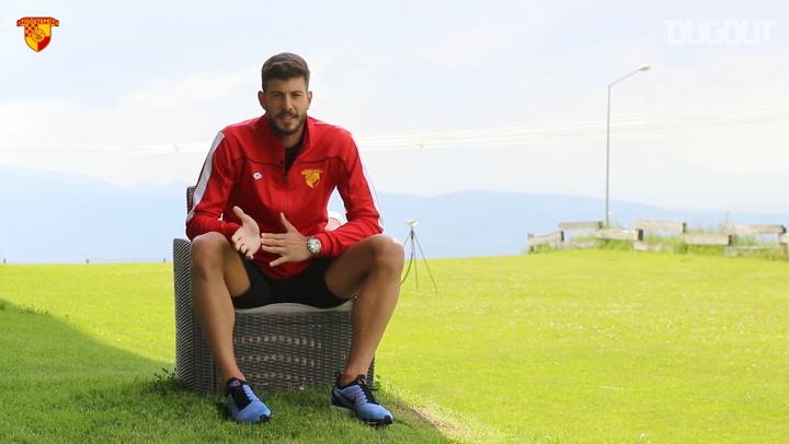 Meet Göztepe goalkeeper Göktuğ Bakırbaş