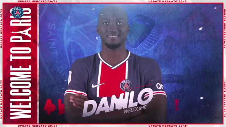 El PSG incorpora a Danilo
