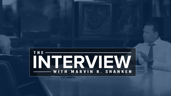 The Interview with Marvin R. Shanken Feat. Alex Rodriguez - Building Your Business
