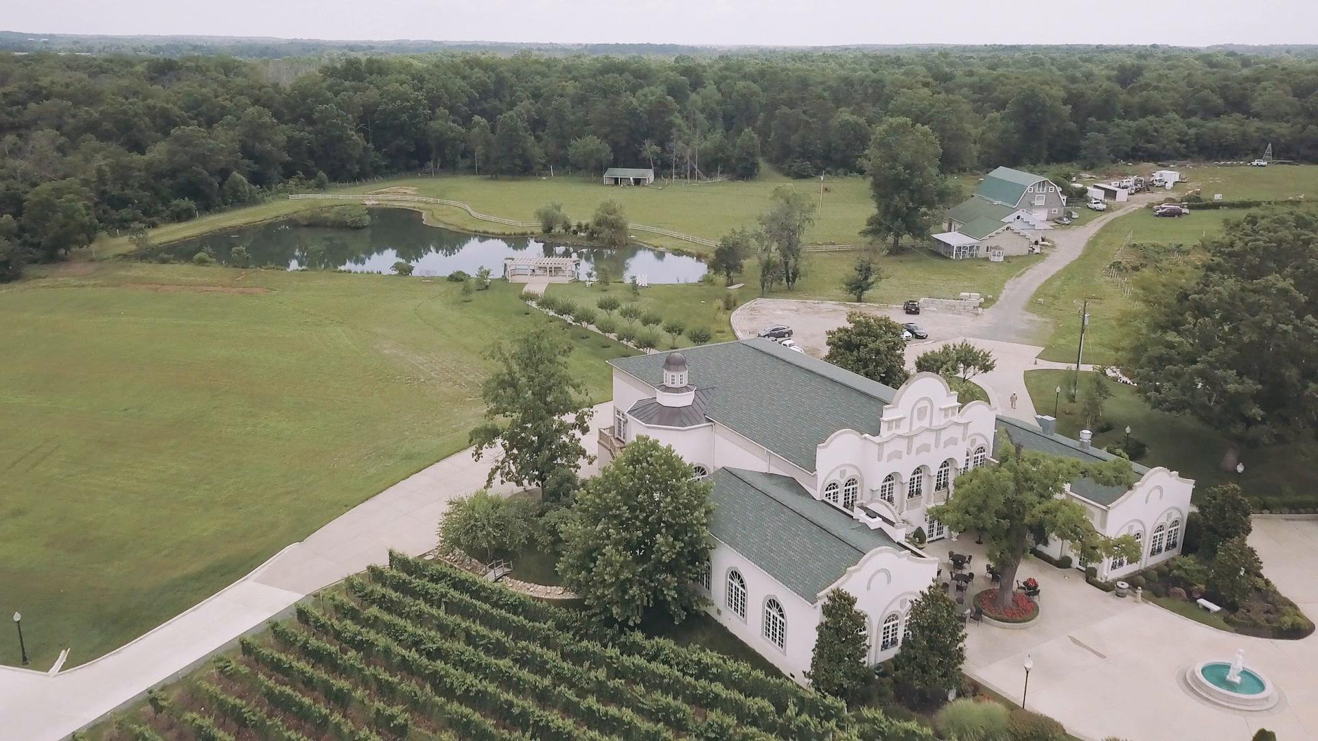 conner + serena | Bealeton, Virginia | Morais Vineyards