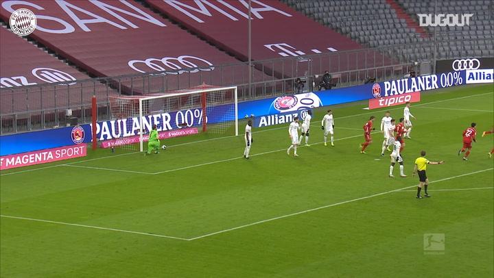 Jérôme Boateng's towering header vs Hoffenheim