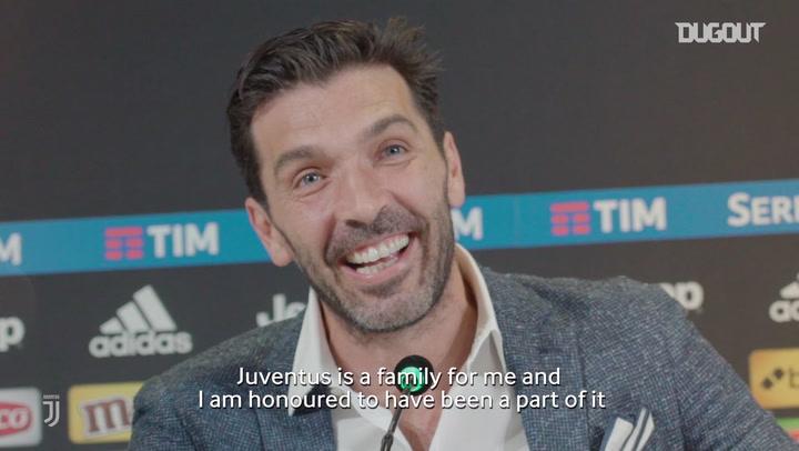 Club Legends: Gianluigi Buffon