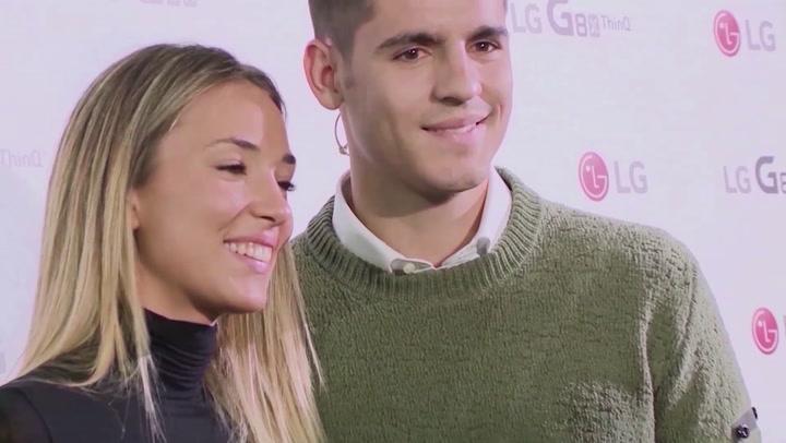 Alice Campello y Morata pasan un encantadora jornada en familia