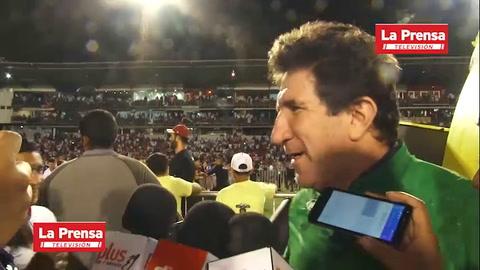 Las palabras de Héctor Vargas sobre el título de Olimpia