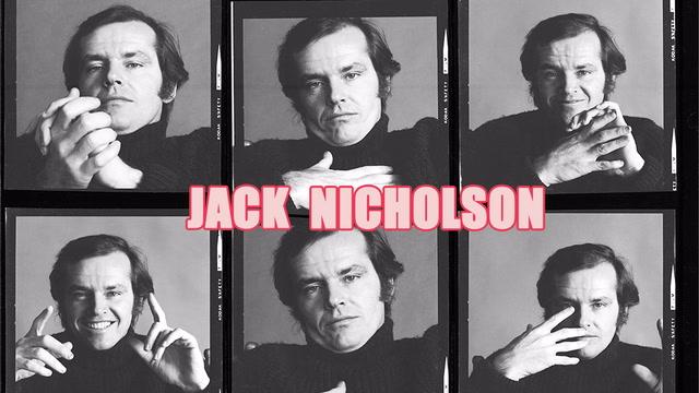 Tedirgin edici yetenek Jack Nicholson