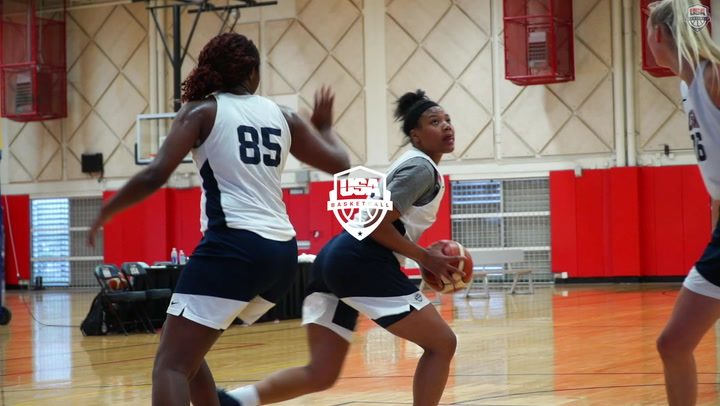 Sights and Sounds: USA Women's U19 Training Camp