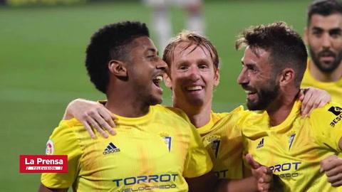 Deportes:Real Madrid gana y se acerca al campeonato