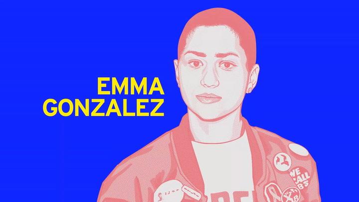 Fuse Future LGBTQ History Honors Emma Gonzalez!