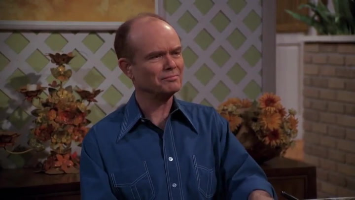 'That 70's Show' Profile: Red Forman