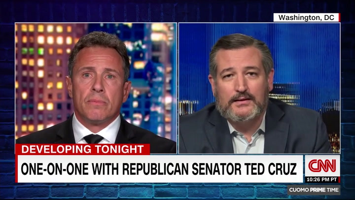Ted Cruz on 'Cuomo Prime Time,' 9/30/2020, Part 2