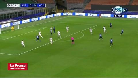 Inter de Milan 2 - 2 Borussia Mönchengladbach (Uefa Champions League)