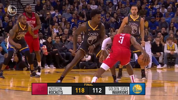 Resumen de la jornada de la NBA del 24 de febrero de 2019