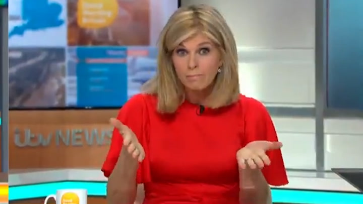 Kate Garraway reveals she has been feeling low since Christmas