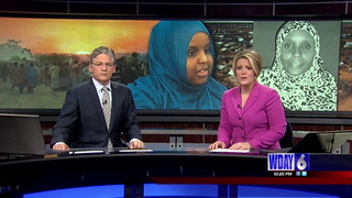 Somali teen shares her heart-wrenching story of survival, search for parents